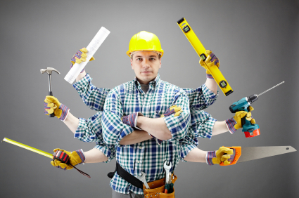 the skills you need to be a handyman