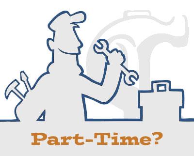 Part-time handyman