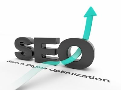 Pay for SEO as handyman? - SEO with blue arrow
