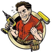 Handyman logo example 3