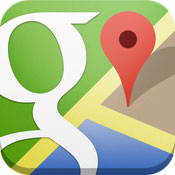 Icone for Google Maps
