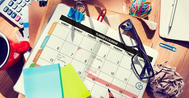 Handyman Schedule Calendar
