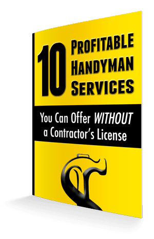 10 profitable handyman services