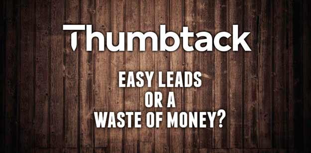 Thumbtack Pro Reviews